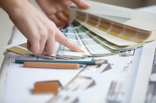 Interior Design Color Selection
